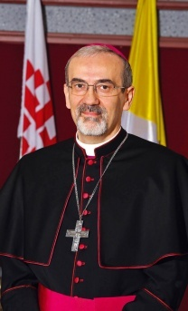 Archbishop Pizzaballa
