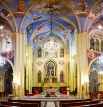 Daily Mass at Co-Cathedral of Latin Patriarchate of Jerusalem
