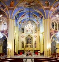 القداس اليومي في كونكاتدرائية البطريركية اللاتينية