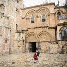 Church of Holy Sepulchre reopens to faithful under safety guidelines