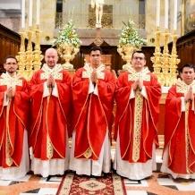 """""""Chi sono io per te?"""": le ordinazioni sacerdotali a San Salvatore"""