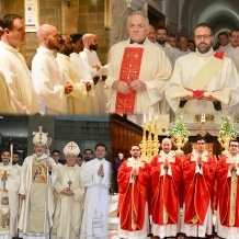 Diocese of Jerusalem celebrates 30 ordinations this year