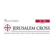 Jerusalem Cross Newsletter July 2020
