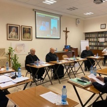 مجلس الأساقفة الكاثوليك في الأرض المقدسة يلتقي في دير راهبات القديسة دوروتيا بالقدس