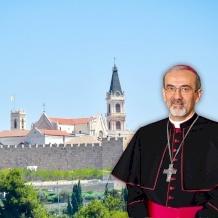 El Arzobispo S. E. Mons. Pierbattista Pizzaballa nuevo Patriarca Latino de Jerusalén
