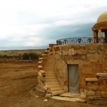 حراسة الأراضي المقدسة تستعيد كنيسة القديس يوحنا المعمدان الواقعة على ضفاف نهر الأردن