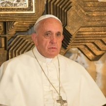 """Pope Francis: """"I pray that Jerusalem might be a place of prayer and peace"""""""