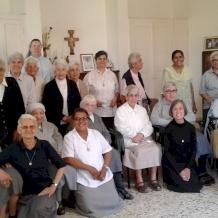 """Le suore Francescane Missionarie di Maria: """"Signore, concedici di celebrare con fervore e con frutto la Resurrezione di Cristo"""""""