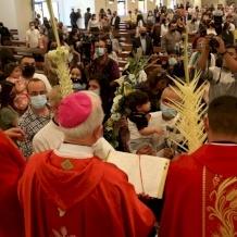 Les chrétiens de Jordanie célèbrent le Dimanche des Rameaux après une interruption de 2 mois