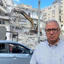 Réflexions de Sami El-Yousef sur la visite de solidarité du Patriarche Pizzaballa à Gaza