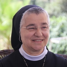 Sr. Sophie Hattar elected new Superior General of Rosary Sisters