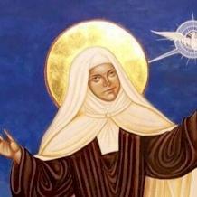 ٢٦ آب: سيرة حياة القديسة مريم ليسوع المصلوب وعجائبها