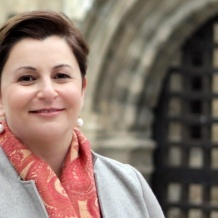 بعد تعيينها ممثلة للجماعة اللاتينية في قبرص لولاية ثانية، السيدة أنطونيلا مانتوفاني تتحدث عن خططها المستقبلية