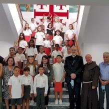 El patriarca Pizzaballa concluye su visita pastoral a Chipre
