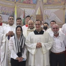 Gaza: Abdallah Jildeh, first Palestinian to become a religious of Institute of Incarnate Word