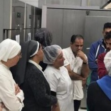 A kitchen of excellence for Home of Our Lady of Sorrows