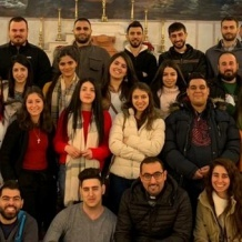 Youth of Jesus' Homeland prepares to participate in World Youth Day in Panama