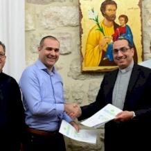 اتفاقية لإطلاق منصة للتعليم والتعلّم الإلكتروني في مدارس البطريركية اللاتينية