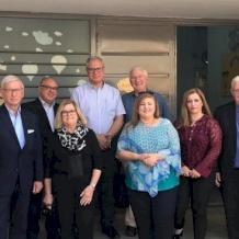لجنة الأرض المقدسة تختتم زيارتها لرعايا البطريركية اللاتينية في الأردن