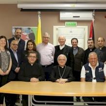 Jordanie : Les écoles du Patriarcat latin et Caritas Jordanie signent 12 accords de coopération en faveur des réfugiés syriens