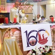 En Beit Sahour se celebran los 160 años de la fundación de la parroquia latina