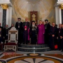 بطاركة ورؤساء الكنائس يحثون على التقيد بالإجراءات الوقائية للتصدي لفيروس كورونا