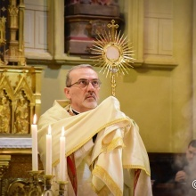 Homily of Archbishop Pizzaballa during prayer of Reparation at Co-Cathedral of Latin Patriarchate