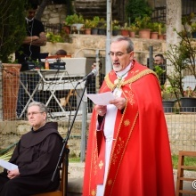 Domingo de Ramos 2020: Mensaje de Mons. Pierbattista Pizzaballa