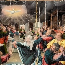 Meditation of Archbishop Pizzaballa: Sixth Sunday of Easter, Year A, 2020