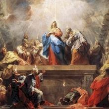 Méditation de Mgr Pizzaballa : Pentecôte 2020