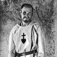 Famous French hermit and religious, Charles de Foucauld, soon to be canonized