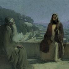 Meditazione di Mons. Pizzaballa: Santissima Trinità, anno A, 2020