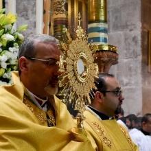 Corpus Domini 2020: omelia di Mons. Pierbattista Pizzaballa