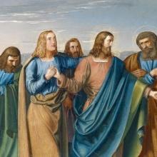 Meditazione di Mons. Pizzaballa: XIII Domenica del Tempo Ordinario, anno A, 2020