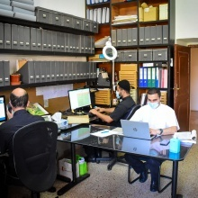 Major Seminary students start their pastoral service in Jerusalem Diocese and its institutions