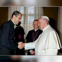 Départ du père Gaïd, Don Fabio Salerno nouveau secrétaire du Pape