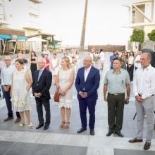 """El antiguo Puerto de Limassol acoge la exhibición """"los latinos de Chipre"""""""