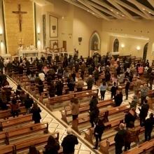 كنيسة القديس بولس الرسول، الكنيسة الجديدة في الجبيهة