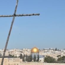 Jérusalem, lieu de l'âme : Une mère qui éduque et nous fait grandir