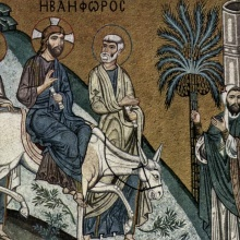 Meditation of Patriarch Pierbattista Pizzaballa: Palm Sunday, Year B, 2021