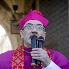 Dimanche des Rameaux 2021 : Message du Patriarche Pierbattista Pizzaballa