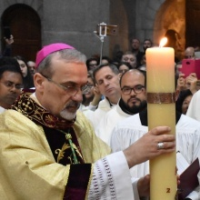 Homily of Patriarch Pierbattista Pizzaballa for Easter Vigil 2021