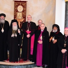Easter Message of Patriarchs and Heads of Churches in Jerusalem 2021