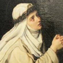 ٢٩ نيسان: القديسة كاترينا السيانية