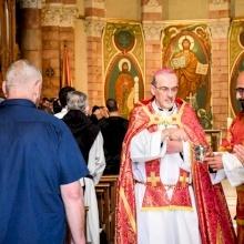 """Mgr Pizzaballa à l'occasion de la Pentecôte : """"Jérusalem est une maison de prière pour tous les peuples"""""""