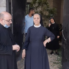 A community coming together in faith: Testimony from the parish priest of Gaza