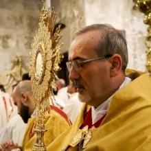 Meditazione del Patriarca Pierbattista Pizzaballa: Corpus Domini, anno B