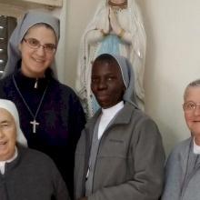 Prière des Sœurs de la Charité de l'Immaculée Conception