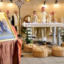 Meditation of Patriarch Pierbattista Pizzaballa: 17th Sunday of Ordinary Time, Year B, 2021