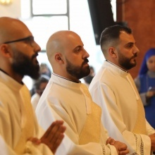 Jordan: three new priests for the Diocese of Jerusalem